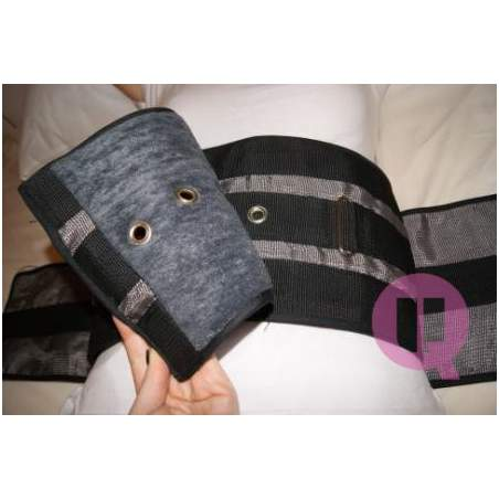 Abdominal belt - Polypropylene / IRONCLIP T / L