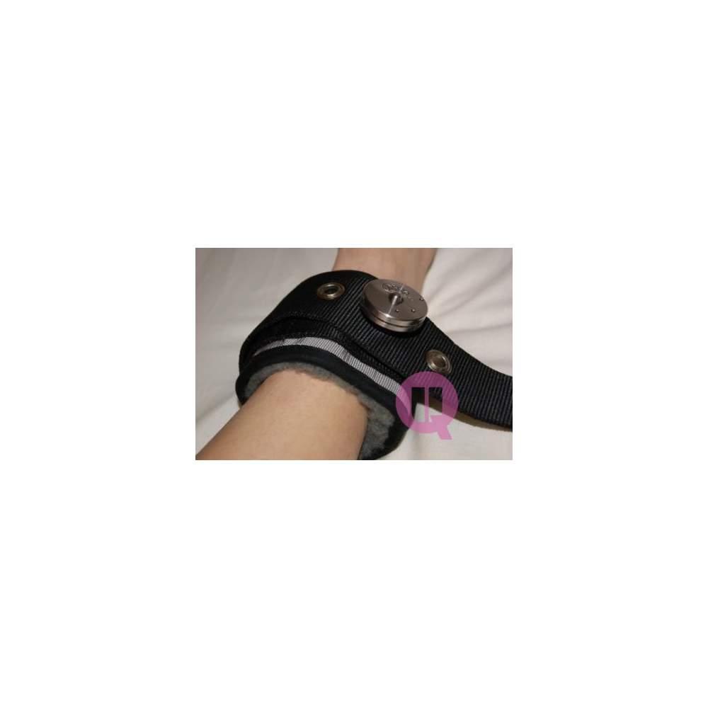 Sujección de piernas en cama de POLIPROPILENO / IRIONCLIP - Tobillera POLIPROPILENO / IRONCLIP (Par)