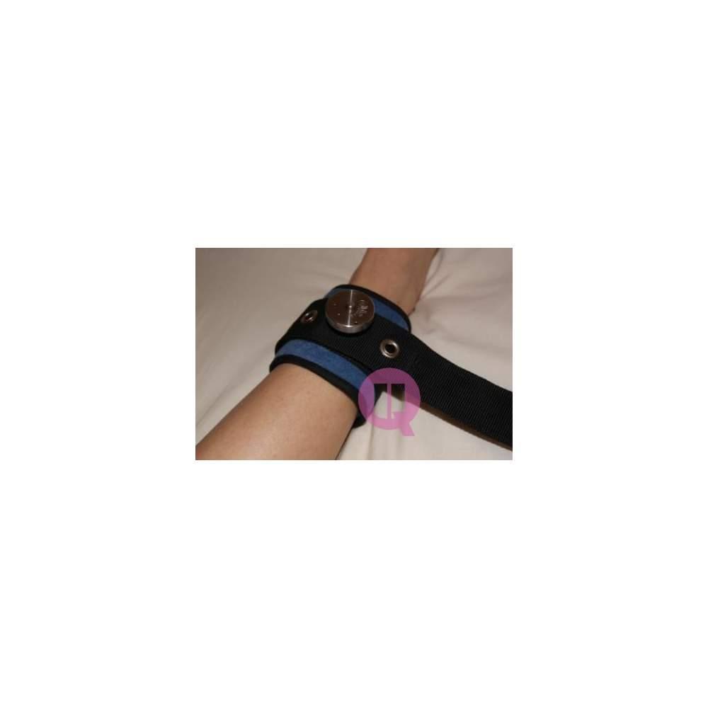 Sujección de piernas en cama de ACOLCHADO / IRONCLIP - Tobillera ACOLCHADO / IRONCLIP (Par)