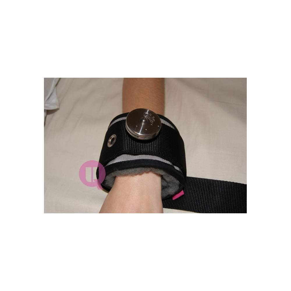 Bracelets pour lit polypropylène / IRONCLIP