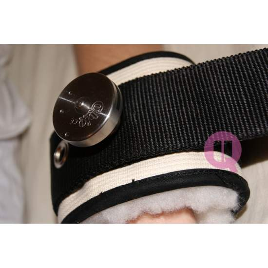 Wristbands for bed CANVAS / IRONCLIP - CANVAS / IRONCLIP (Par)