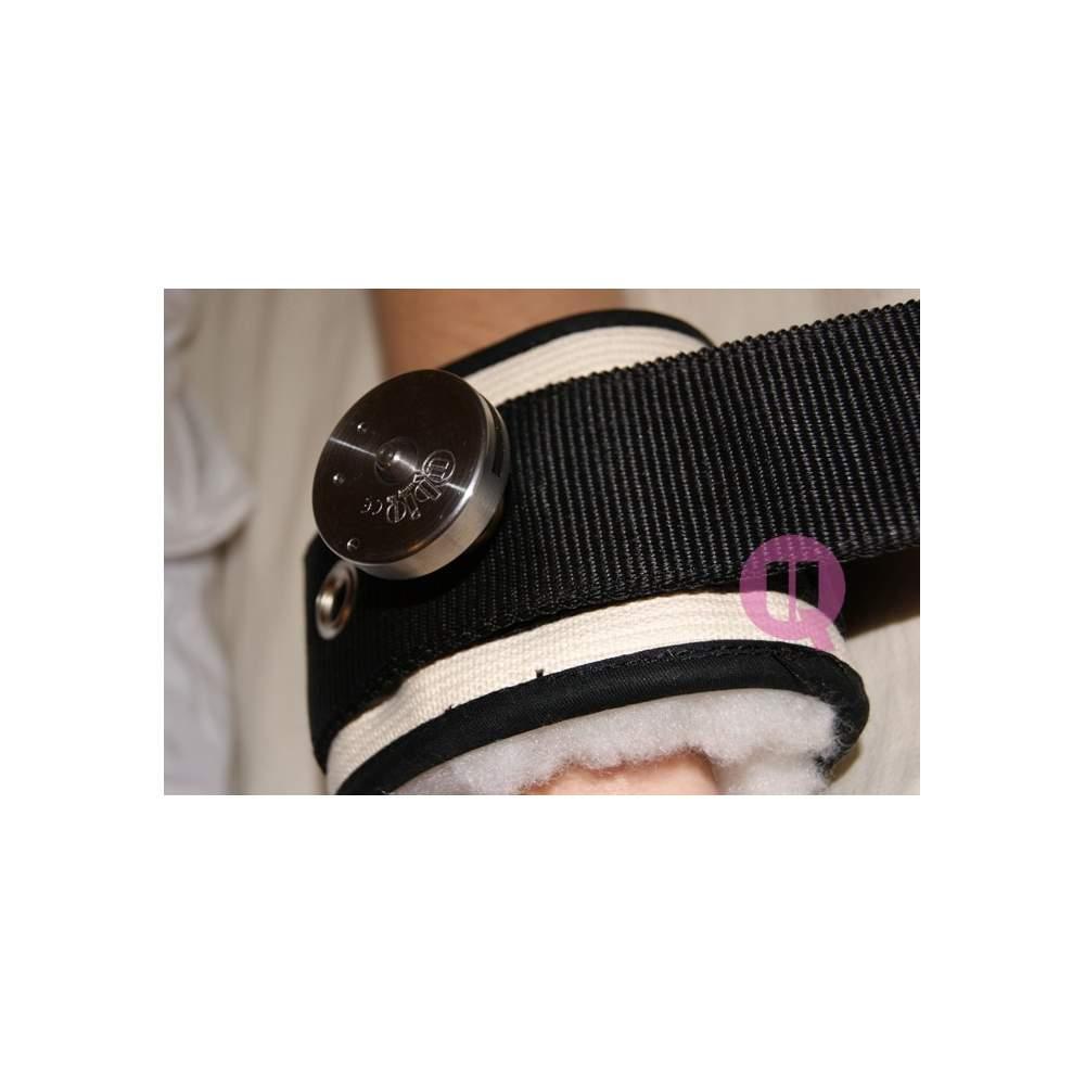 Braccialetti per letto CANVAS / IRONCLIP