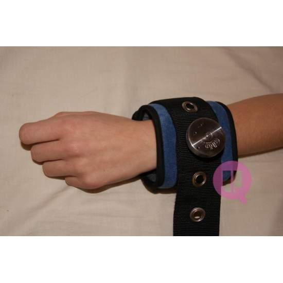 Wristbands for mulching / IRONCLIP bed - PADDING / IRONCLIP (Par)