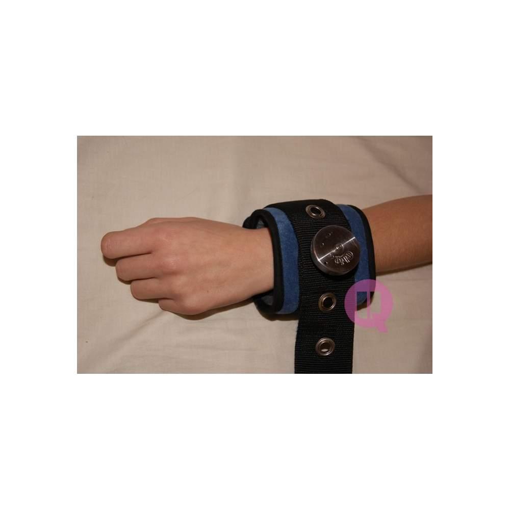 Bracelets pour paillage / lit IRONCLIP