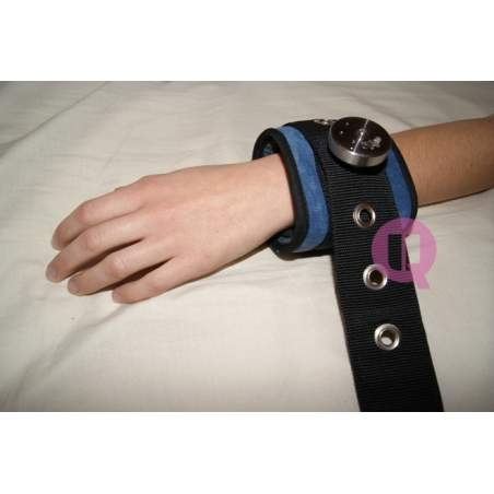 Wristbands for mulching / IRONCLIP bed