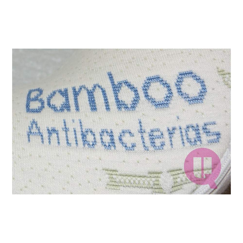 BAMBU almofadas de fibra de pescoço