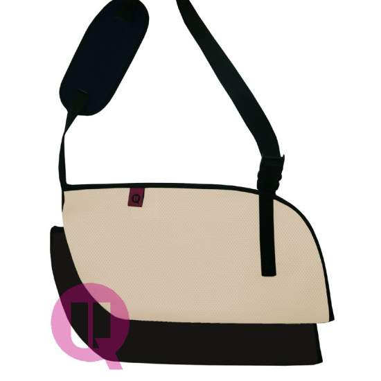 SLING TRANSPIRABLE BLACK S - BLACK S