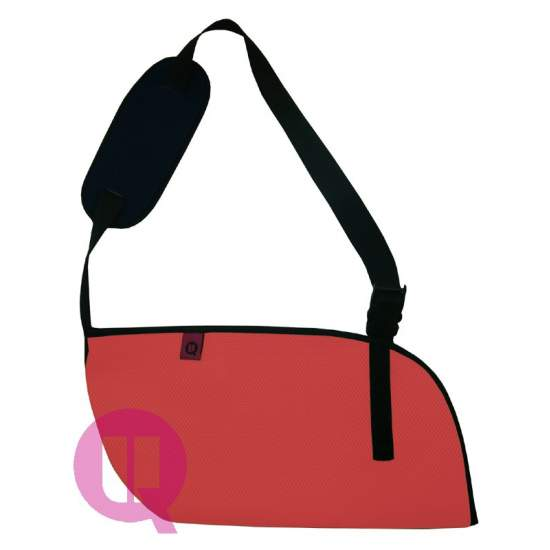 SLING TRANSPIRABLE RED S - RED M