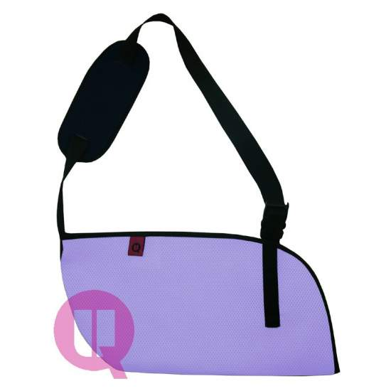 SLING RED TRANSPIRABLE L - LILA S