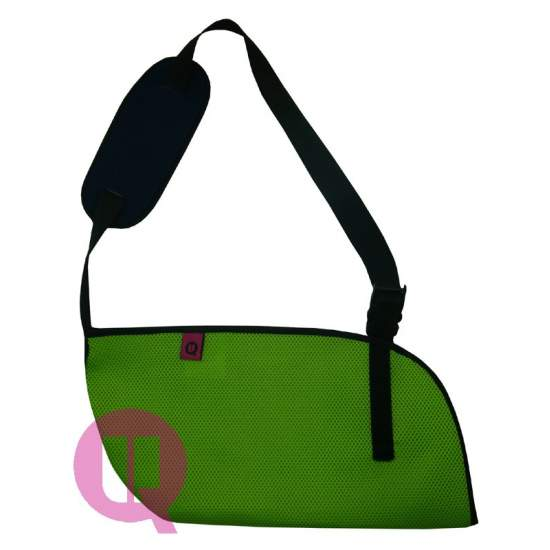 SLING TRANSPIRABLE LILA L - GREEN S