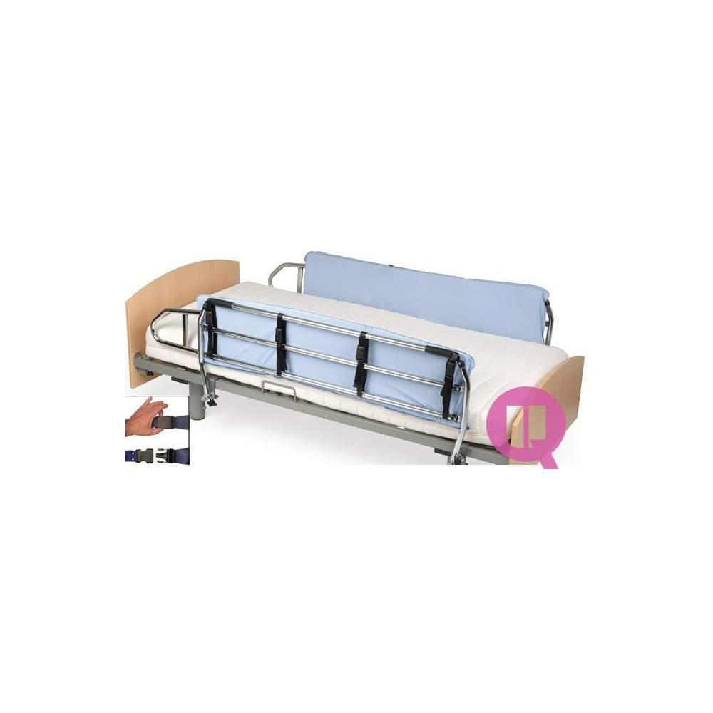 PVC 140X35 protective railing (pc.)