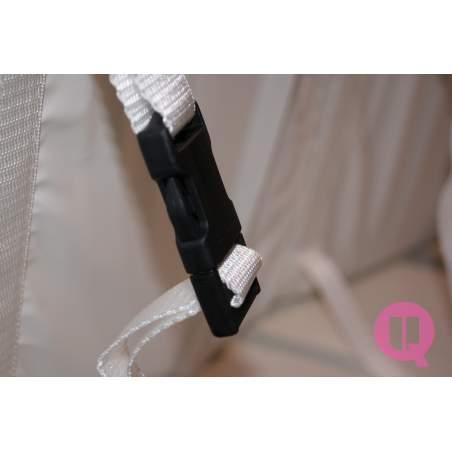 PVC 170X35 protective railing (pc.)
