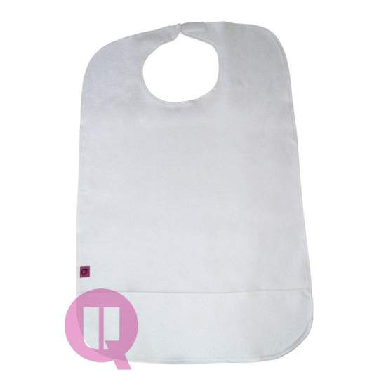 POCKET 75X45 Waterproof Velcro Bib CURL