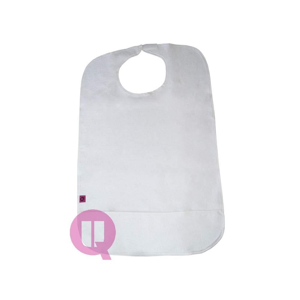 POCKET 75X45 Waterproof CURL Velcro Bib