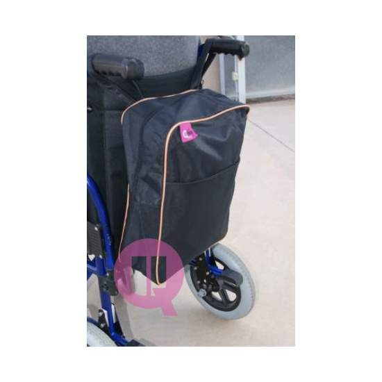 Roda cadeiras saco plástico de bolhas - 32X41X14