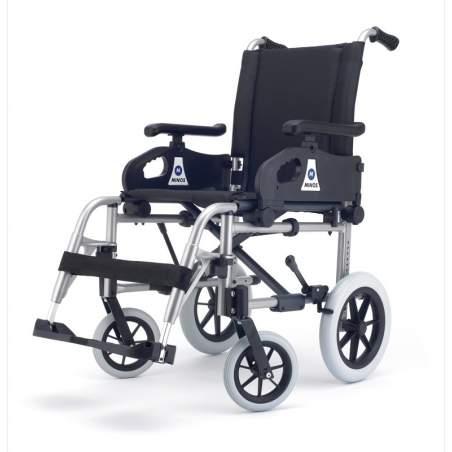 Cadeira de rodas minos roda cheia pequena
