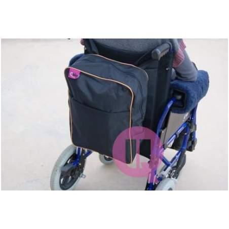 Roda cadeiras saco plástico de bolhas