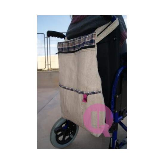 sac de Fauteuils roulants CACTUS - 32X46X8