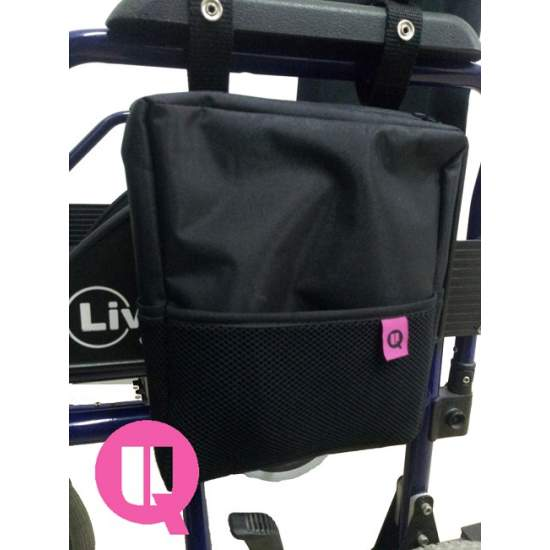 Wheel bag chairs ubio - Wheelchair bag