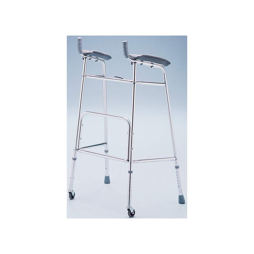 Forearm Support Walker with AD200RC - Forearm Support Walker with AD200RC