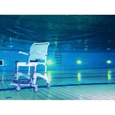 Aquatec Ocean - Silla de ruedas para ducha