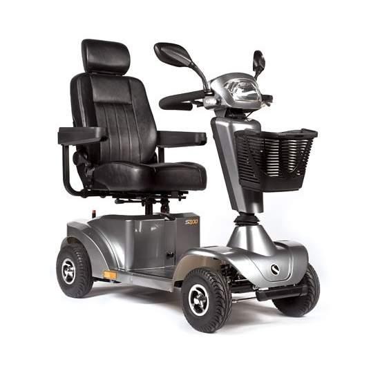 Scooter électrique S400 Sterling - Vous cherchez un compact, mais avec beaucoup de fonctionnalités Scooter? Puis le scooter électrique Sterling S400 est ce que vous avez besoin. Avec une vitesse de pointe de 6 kmh batteries de 38 Amp, il offre une excellente maniabilité...