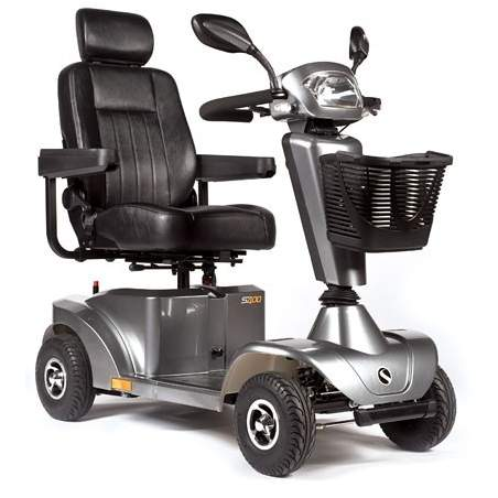 Scooter eléctrico S400 Sterling