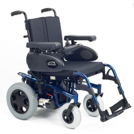 Tango elétrica cadeira de rodas Quickie - Tango é uma rapidinha cadeira ao ar livre, que incorpora a configuração mais completa padrão