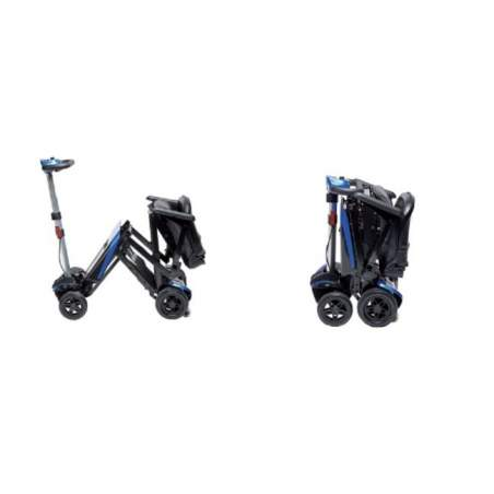 Scooter Transformer con plegado eléctrico