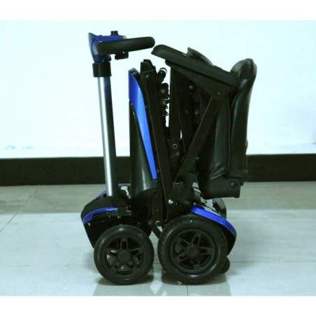 Scooter Transformer with electric folding