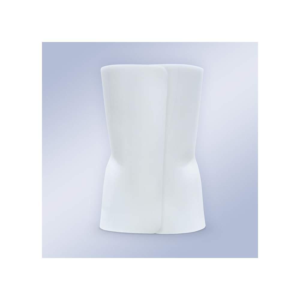 MODULO SIN FORRO 15° - Módulo termoplástico fabricado en polietileno de baja densidad de 3mm con sistema de cierre solapado.