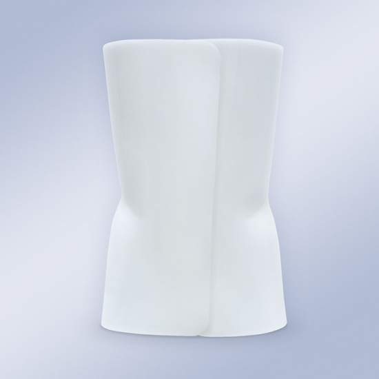 MODULE WITH LINING 15 ° - Module made of thermoplastic low density polyethylene 3 mm with closing system overlapped