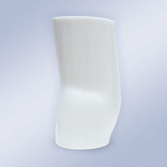 MÓDULO OVERLAP ABDOMEN PÉNDULO sin forro - Módulo termoplástico fabricado en polietileno de baja densidad de 3mm con sistema de cierre solapado