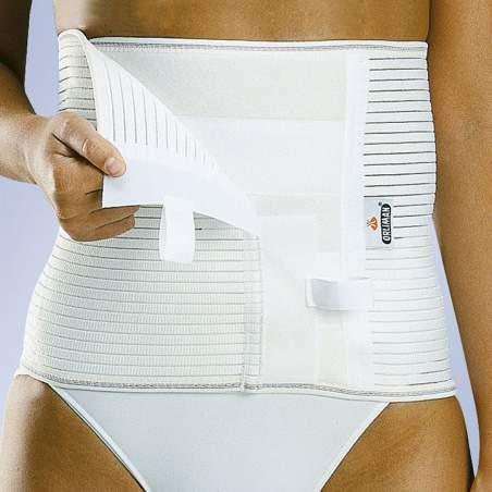 Banda abdominal (largura 24 centímetros.)