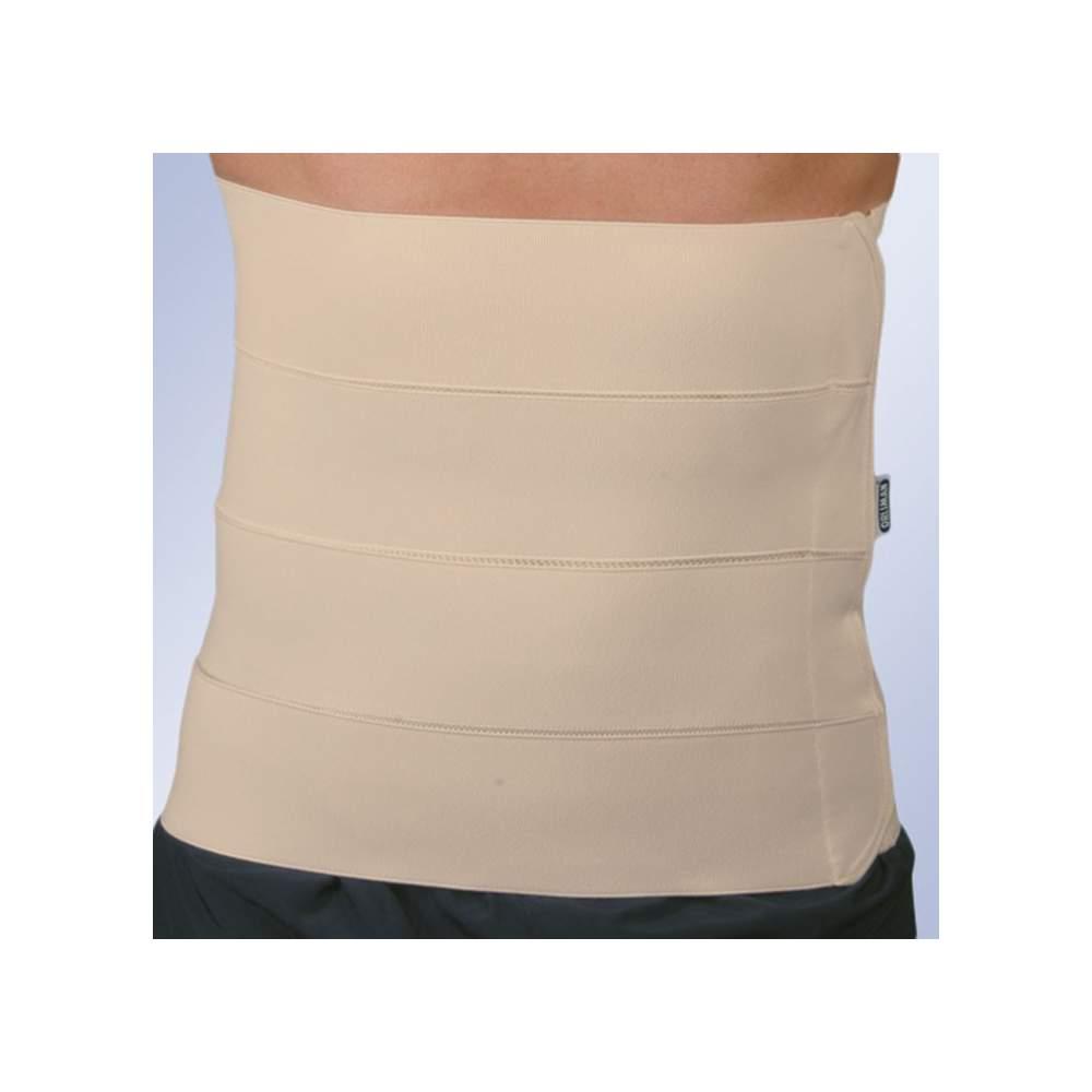 Faja 4 bandas ( 32 cms) - Faja confeccionada en tejido continuo cierre velcro.