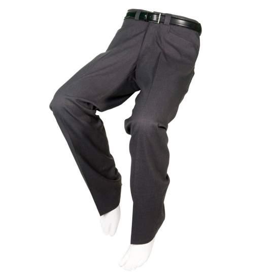 PANTALON ROBE ADAPTÉ GRIS MARENGO femmes - Automne Hiver - Pantalon gris adaptés pour les personnes en fauteuil roulant.