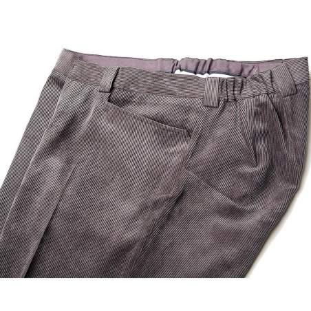 ADAPTÉ PANA PANTALON gris cendre Man - Automne Hiver