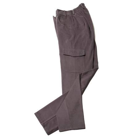 ADAPTED WITH SIDE POCKET TROUSERS Men - Autumn Winter