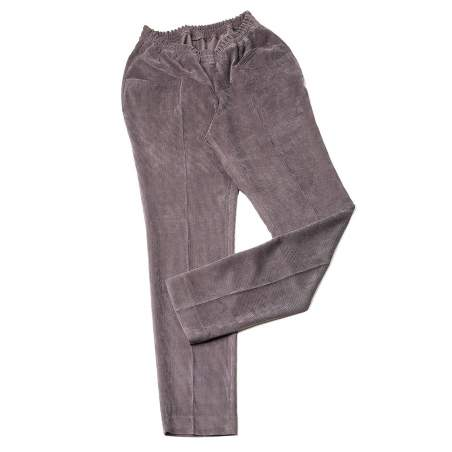 ADAPTED PANA GREY TROUSERS Women - Autumn Winter
