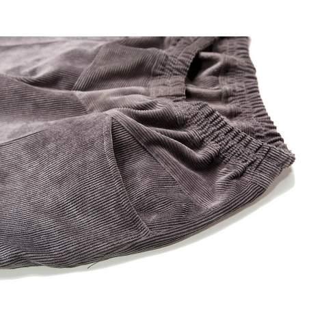 ADAPTADOS PANA Calças cinzentas Mulheres - Outono Inverno