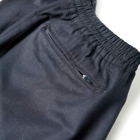 Adaptado com FRENTE BOLSOS Calças femininas - Outono Inverno