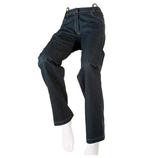 Unisex ADAPTED COWBOY PANTS - Spring Summer - Jeans adapted for wheelchair users