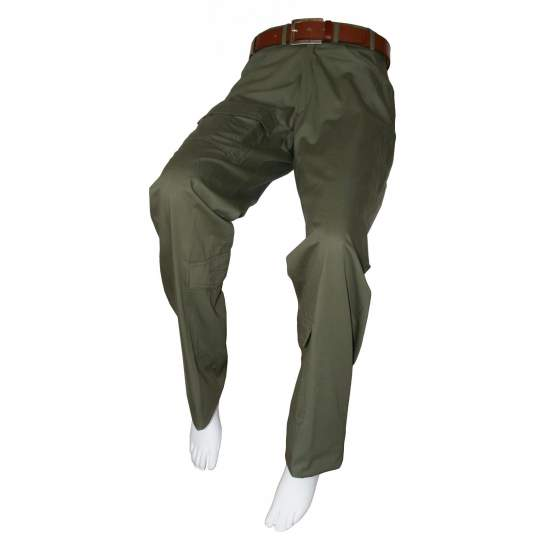 ADAPTED TYPE CARGO PANTS ZIPPERS SIDE Man - Spring Summer - Pants with side zipper pockets adapted for wheelchair users