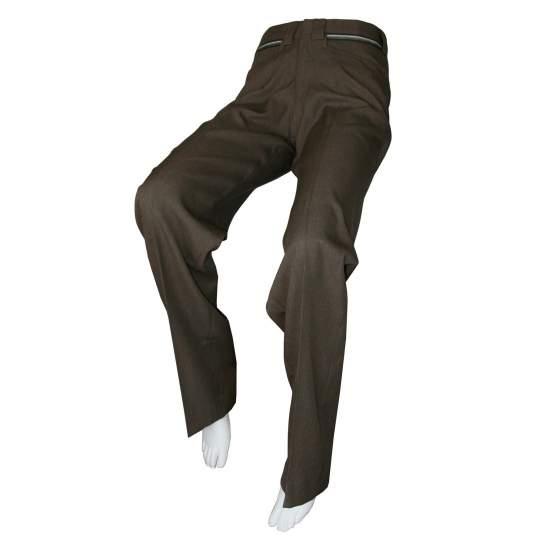 Poches de pantalons adaptés homme garniture - Printemps Eté - pantalons d'été avec des poches avant et passepoilées adaptateur, pour les personnes en fauteuil roulant