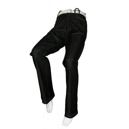 ADATTATI COWBOY Uomini NERO - Primavera Estate - Jeans in nero adatti per sedie a rotelle