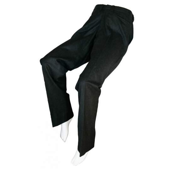 ADAPTES flanelle PANTALON Hommes - Automne Hiver - pantalon de flanelle adaptés pour le transport des fauteuils roulants.