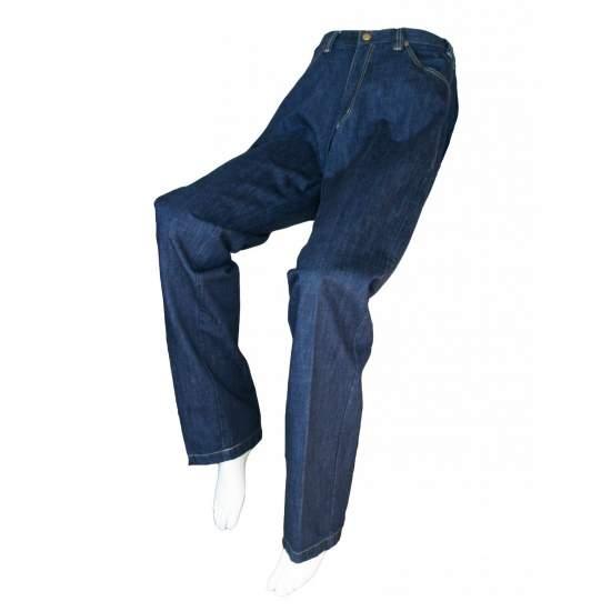 JEANS ADAPTADO AZUL Unisex – Primavera, Verano, Otoño, Invierno - Jeans de color azul adaptados para personas en silla de ruedas