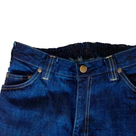 ADAPTED BLUE JEANS Unisex - Spring, Summer, Fall, Winter