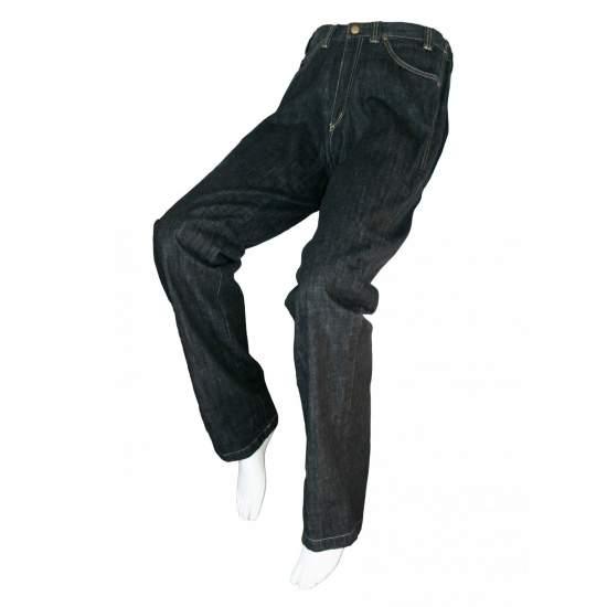 JEANS ADAPTADO NEGRO Unisex – Primavera, Verano, Otoño, Invierno - Jeans de color negro adaptados para personas en silla de ruedas