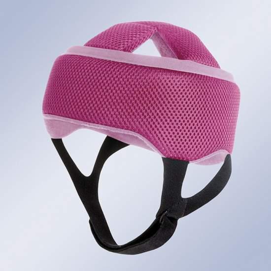 Protezione della testa Helmet H100 - Il nuovo casco cranica Orliman, fatta di materiali morbidi fornisce una superficie liscia protettivo nei pazienti con paralisi cerebrale, l'emofilia, atassia e altro, garantendo un impatto morbido ammortizzazione urti e graffi.